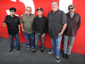 Los Lobos is one of the bands featured on Quiero Creedence.