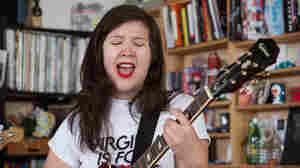 Lucy Dacus: Tiny Desk Concert