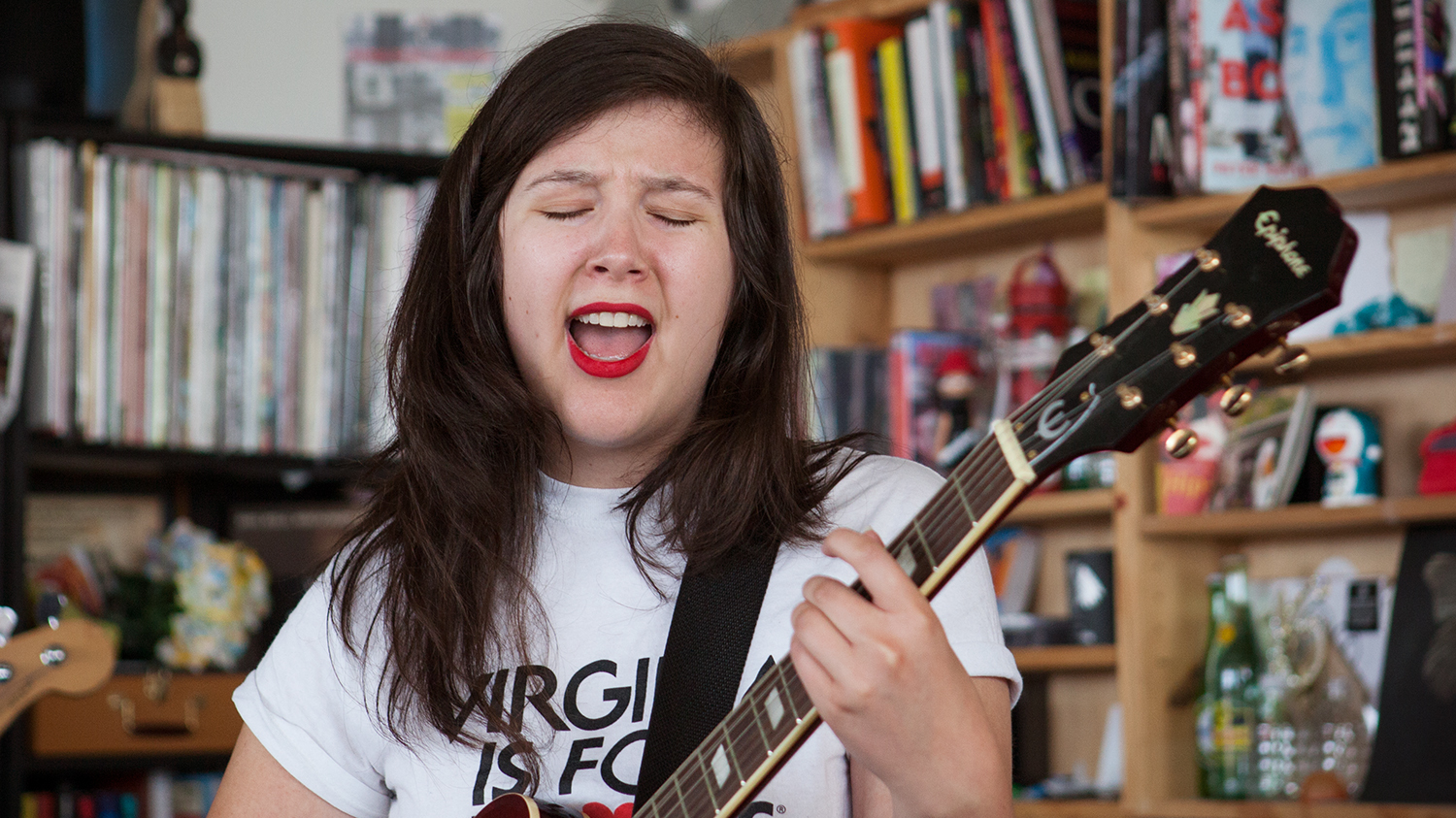 Lucy Dacus: Tiny Desk Concert