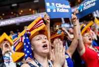 LISTEN: At The DNC, We Asked Women Why They Were Voting For Clinton