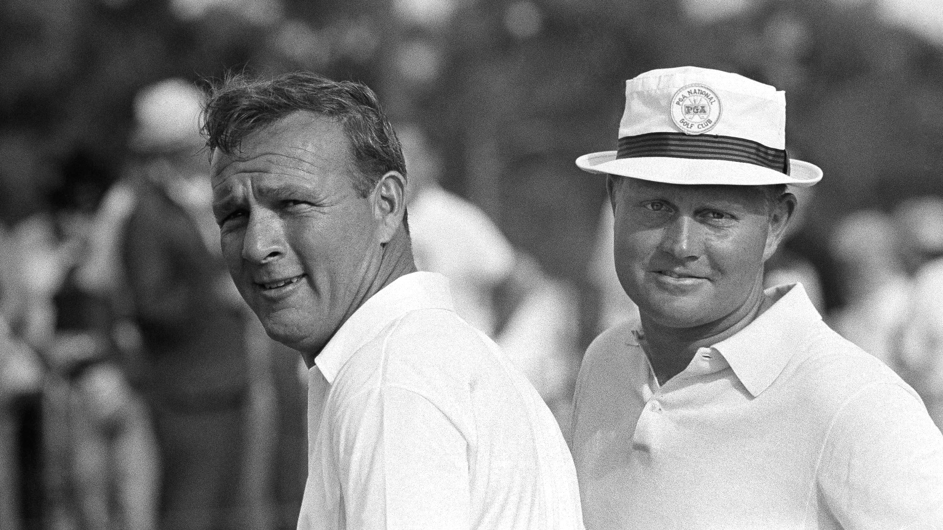 Arnold Palmer Pictures His Life In Photographs: Golfer Arnold Palmer, Who Gave New Life To A Staid Game
