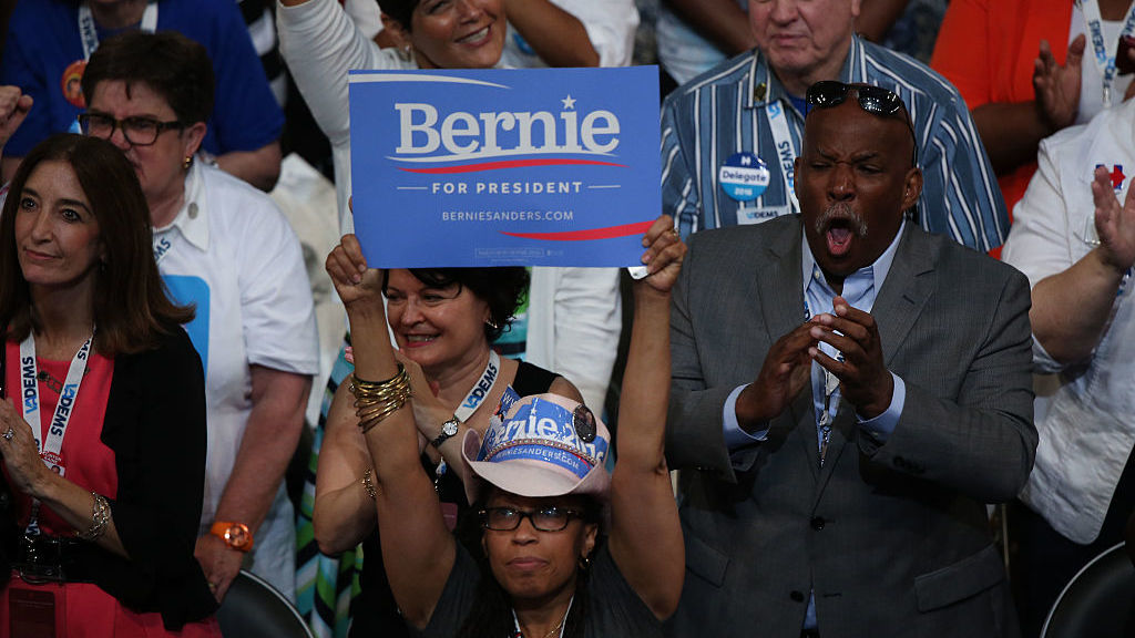 Five key moments at the Democratic convention
