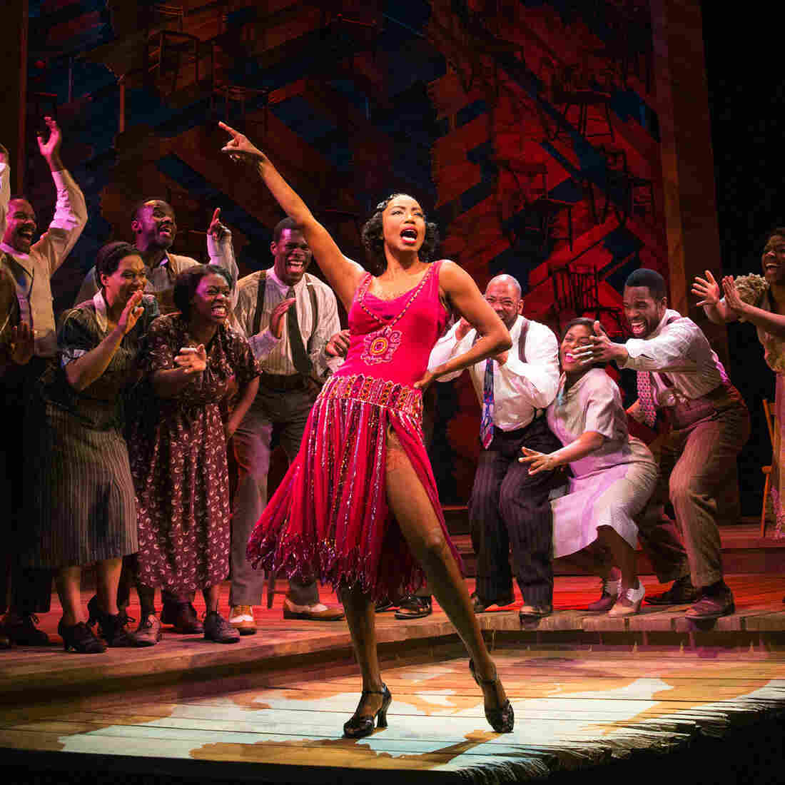 Second Acts: Heather Headley Is Back On Broadway — After A '15-Year Intermission'