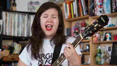 Tiny Desk Concert with Lucy Dacus.