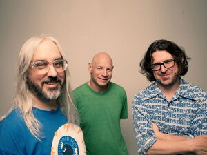 Dinosaur Jr's Give a Glimpse of What You're Not comes out this August.