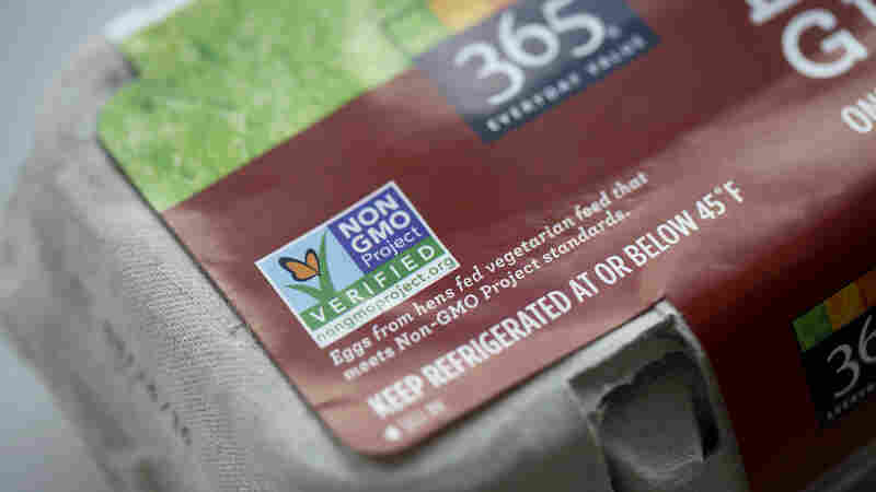 Organic Food Fights Back Against 'Non-GMO' Rival