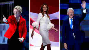 Stories In Stitches: Lessons From Political Convention Fashion