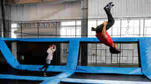 As Trampoline Parks Jump In Popularity, So Do Injuries