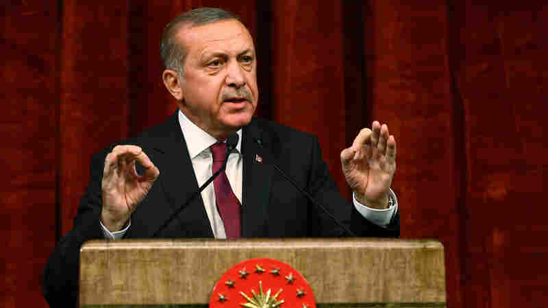 After Failed Coup, Turkey Brings Military Further Under Government Control