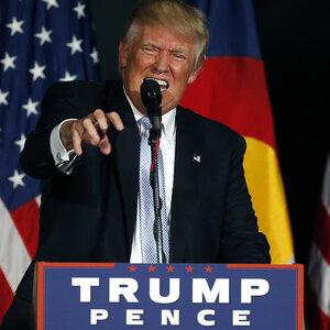 Vote No on    Critical Analysis  Donald Trump vs Hillary Clin The Atlantic