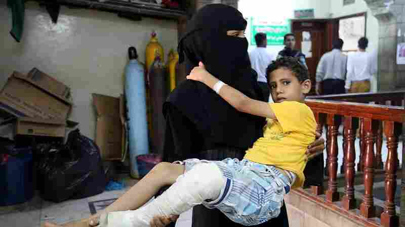A Yemeni Mother's Plea: Don't Forget Our Children