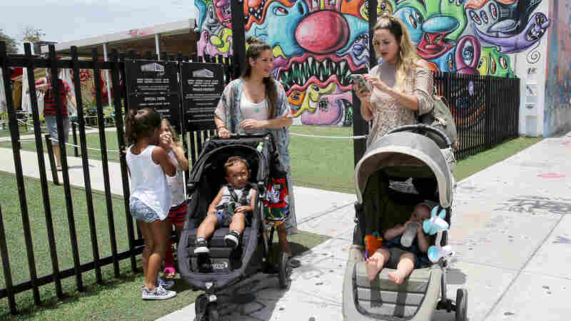 With Zika in Miami, What Should Pregnant Women Across The U.S. Do?