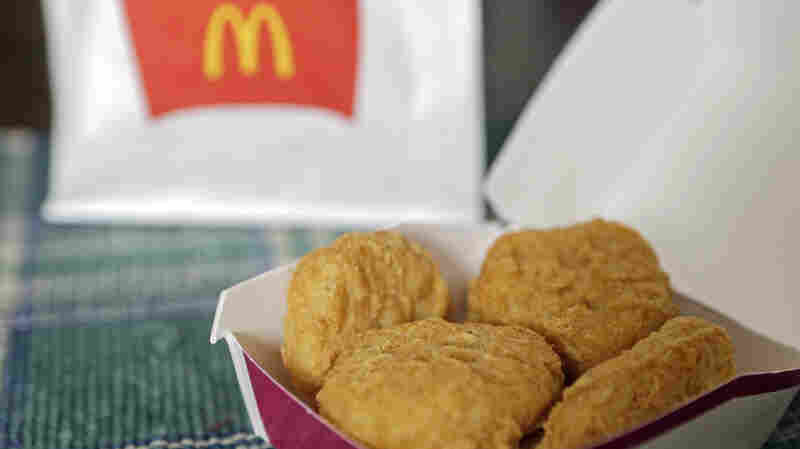 McDonald's Now Serving Chicken Raised Without Antibiotics — Mostly