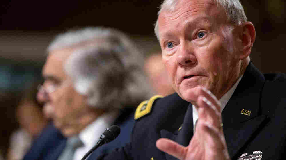 Gen. Dempsey To Fellow Officers: Stay Off The Political Battlefield
