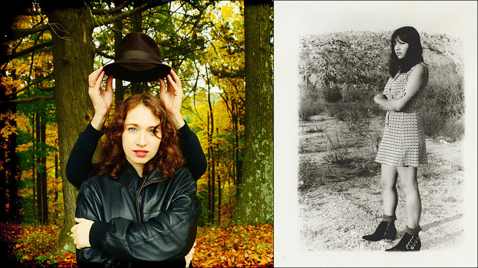 Clockwise from upper left: Clipping, Regina Spektor, Angelica Garcia (Courtesy of the artists)