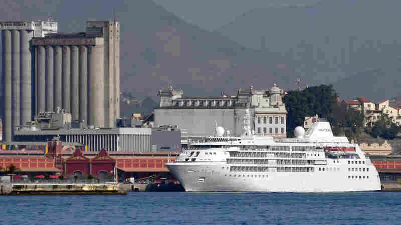 No Dorms For U.S. Basketball Teams; They'll Stay On A Cruise Ship In Rio