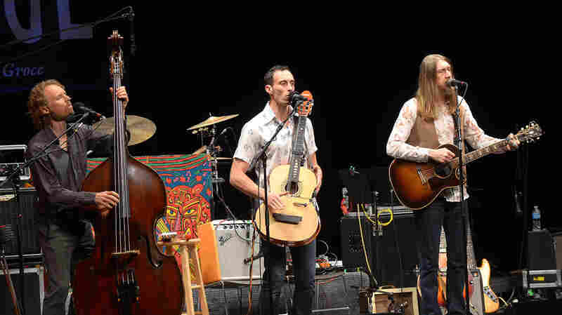 The Wood Brothers On Mountain Stage