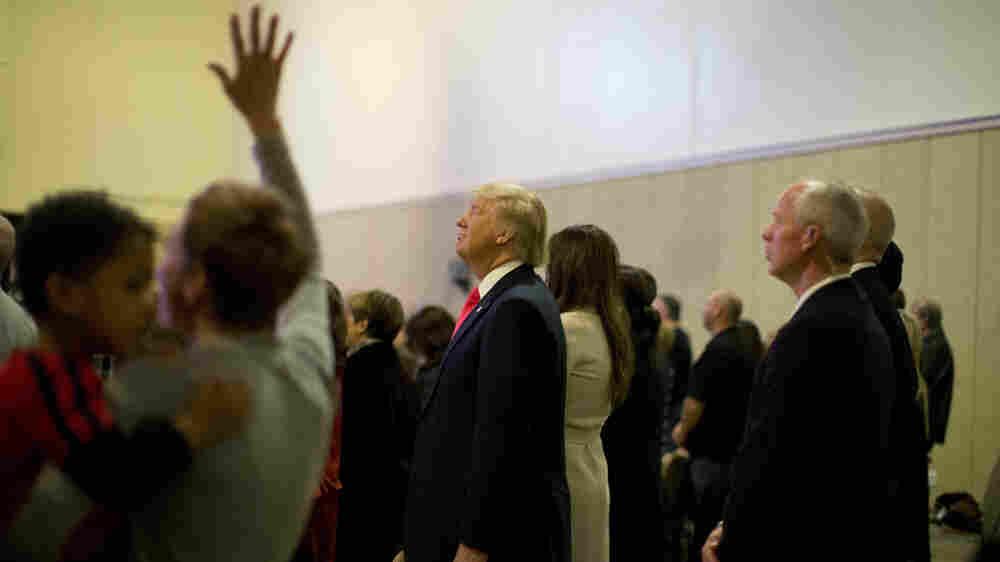 How Positive Thinking, Prosperity Gospel Define Donald Trump's Faith Outlook