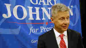 Libertarian Candidates Pitch Themselves As Antidote To Partisanship
