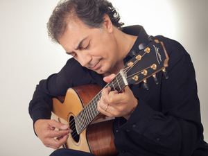 "Pierre Bensusan's song ""Water Music"" is featured on this week's episode of The Thistle & Shamrock."