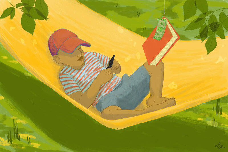 How To Get Your Kids To Read This Summer : NPR Ed : NPR