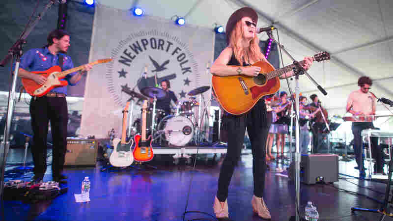 Margo Price, Live In Concert: Newport Folk 2016