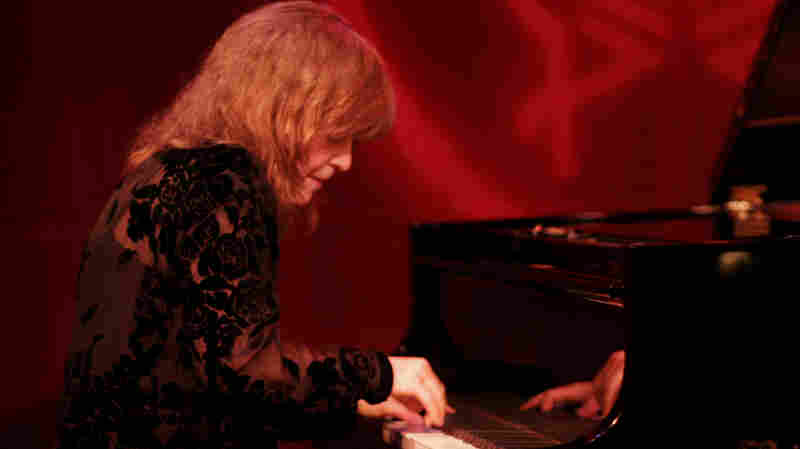 Marilyn Crispell On Piano Jazz