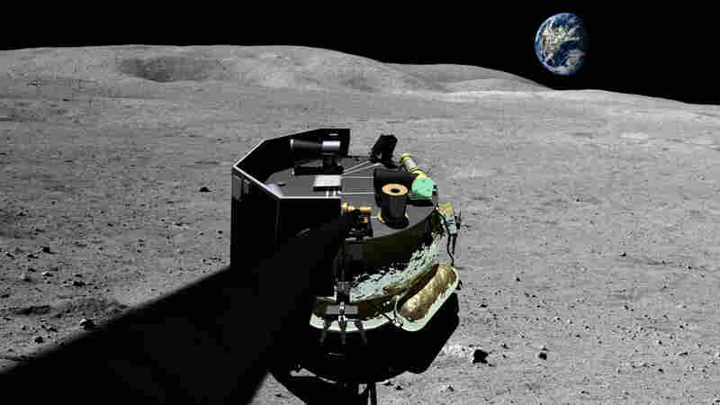 Florida Company Gets One Bureaucratic Step Closer To Landing On The Moon