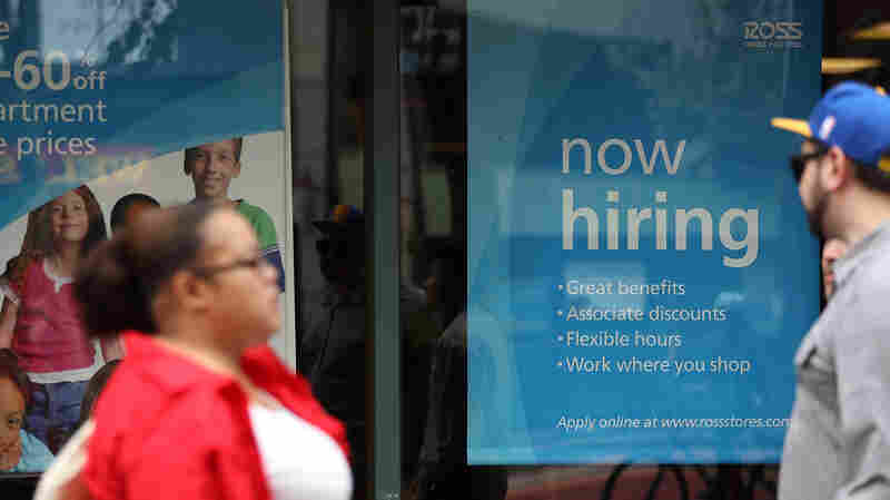 U.S. Adds More Than 250,000 New Jobs In July; Unemployment Steady