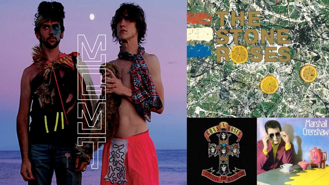 Weekend LISTening: 8 Great Debut Albums