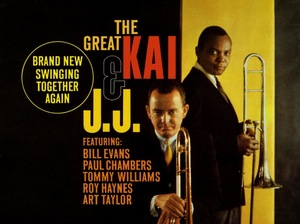 Cover art to The Great Kai and J.J., 1960.