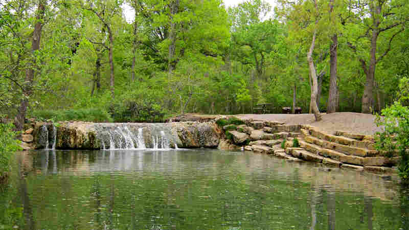 In Oklahoma, A National Park That Got Demoted