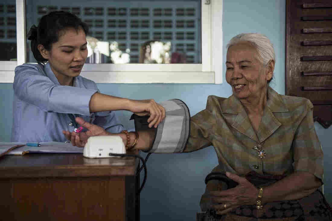 Lower- and middle-income countries struggle to treat, control high blood pressure