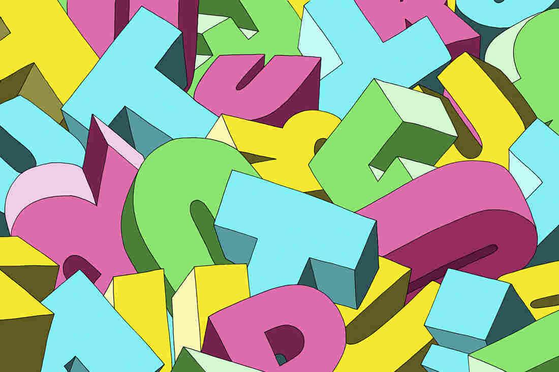 Alphabet jumble