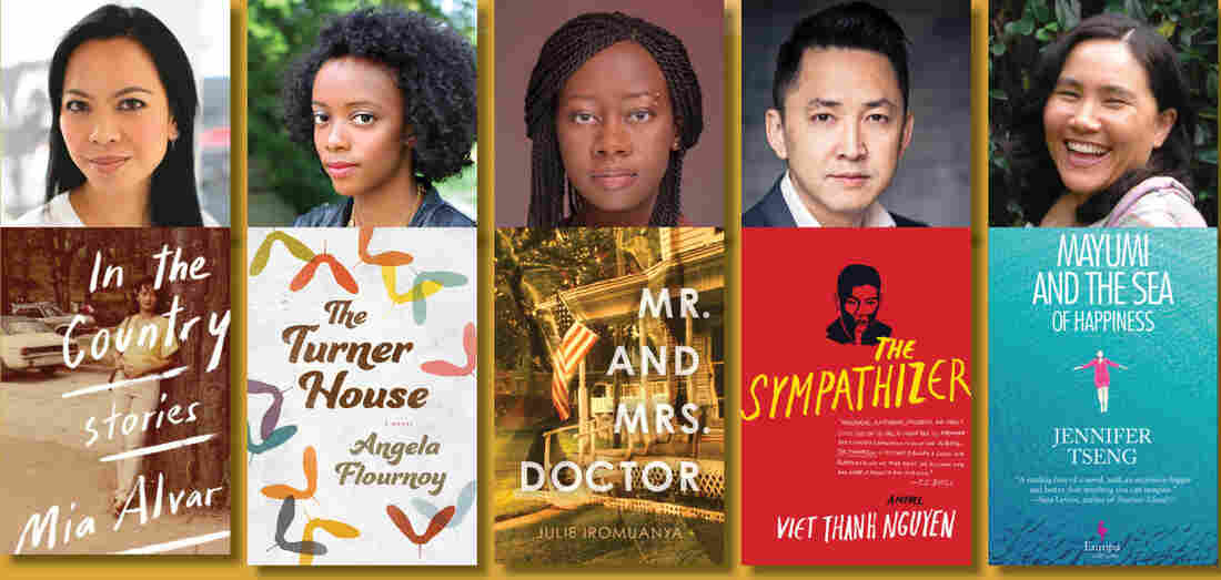 The 2016 shortlist for the prestigious PEN/Robert W. Bingham Prize for debut fiction was filled entirely by writers of color.