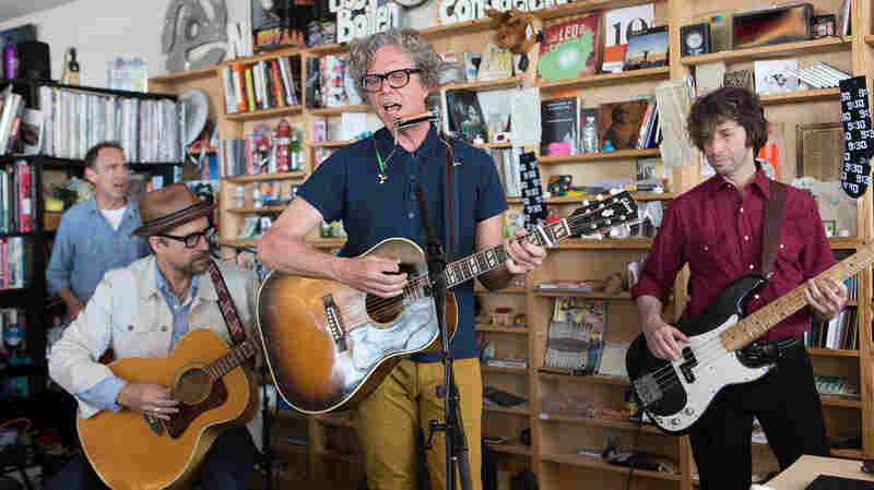The Jayhawks: Tiny Desk Concert