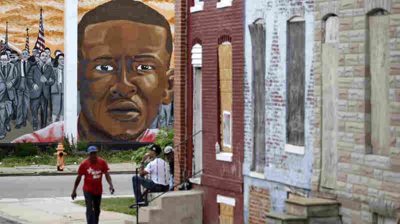 Justice Department Issues Scathing Report On Baltimore Police Department