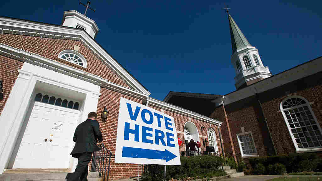 Catholics surveyed say election issues, not candidates, mentioned at Mass