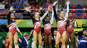 U.S. Women's Gymnastics Team Wins Gold Medal: Live Blog