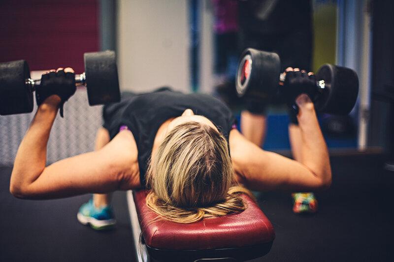 Age Better By Muscling Up Twice A Week Shots Health News Npr