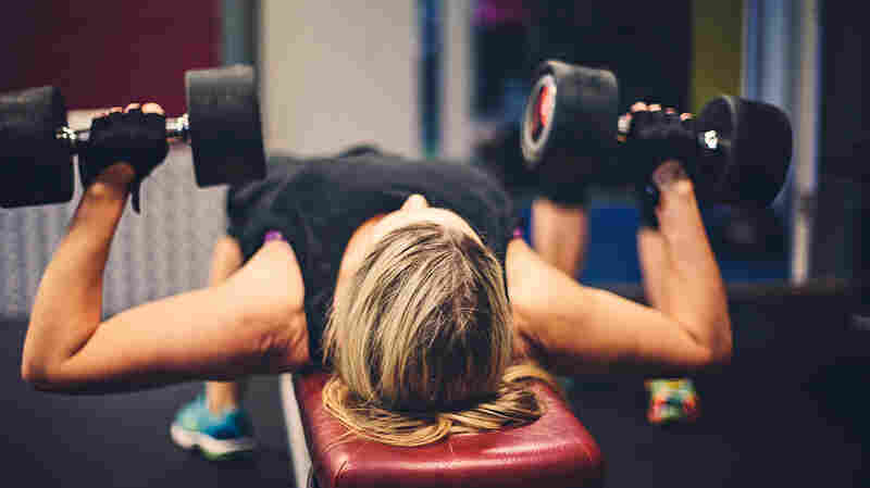 How Weight Training Can Help Women Stay Strong