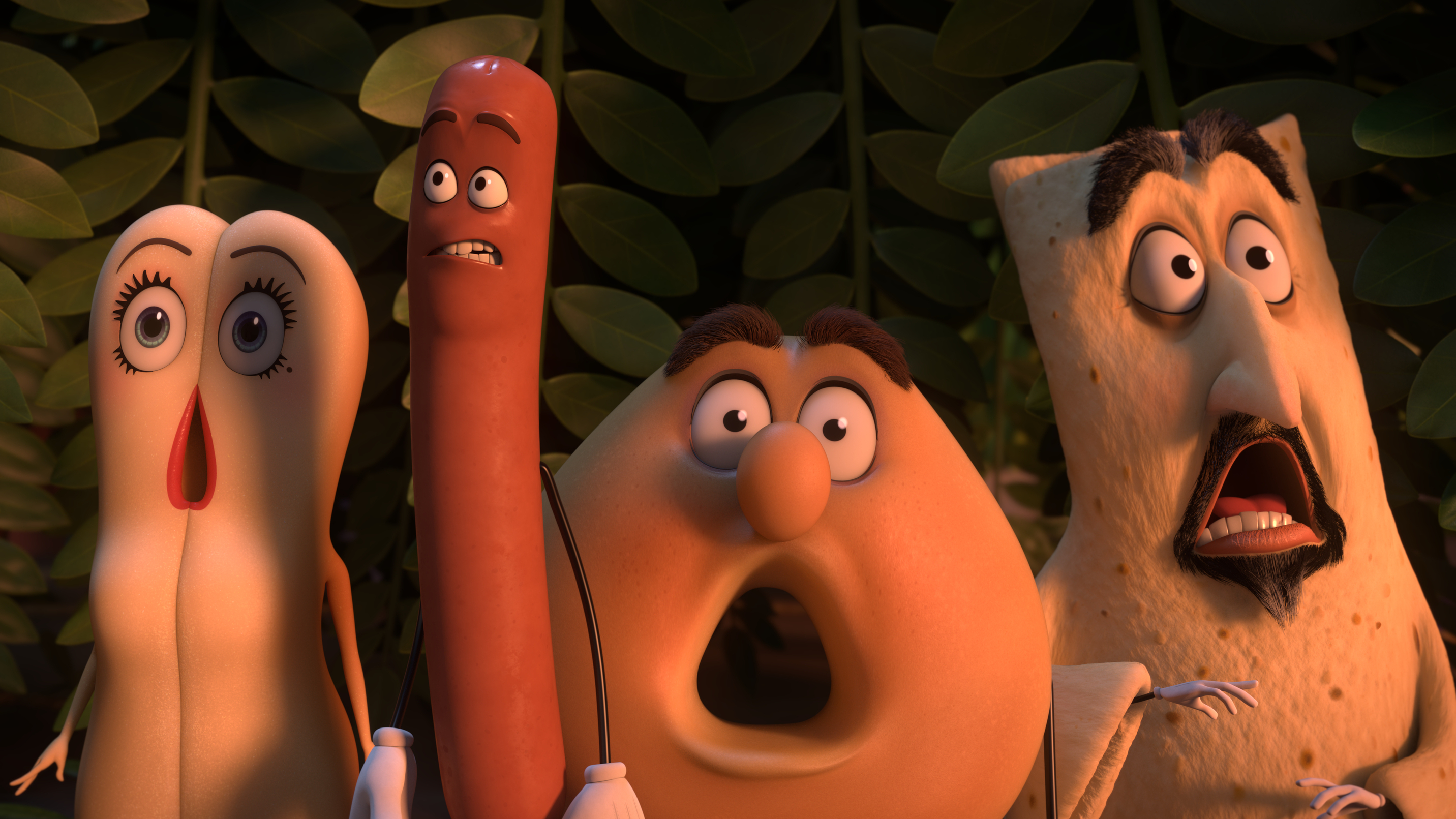 This Food Is Tasteless, But Never Bland: 'Sausage Party' Is Gleefully Profane