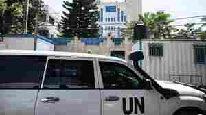 Israel Indicts U.N. Employee, Accuses Him Of Helping Hamas