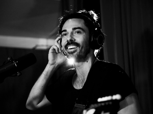 Local Natives perform live for KCRW's Morning Becomes Eclectic.