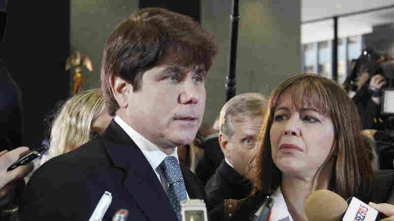 Rod Blagojevich Gets No Break In Sentence