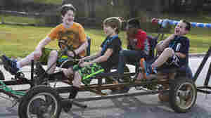 Building The Pedal-Powered Brain: Countdown To Race Day