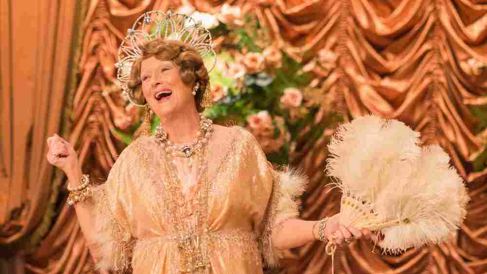 'It's A Playground': Meryl Streep On Acting With Abandon