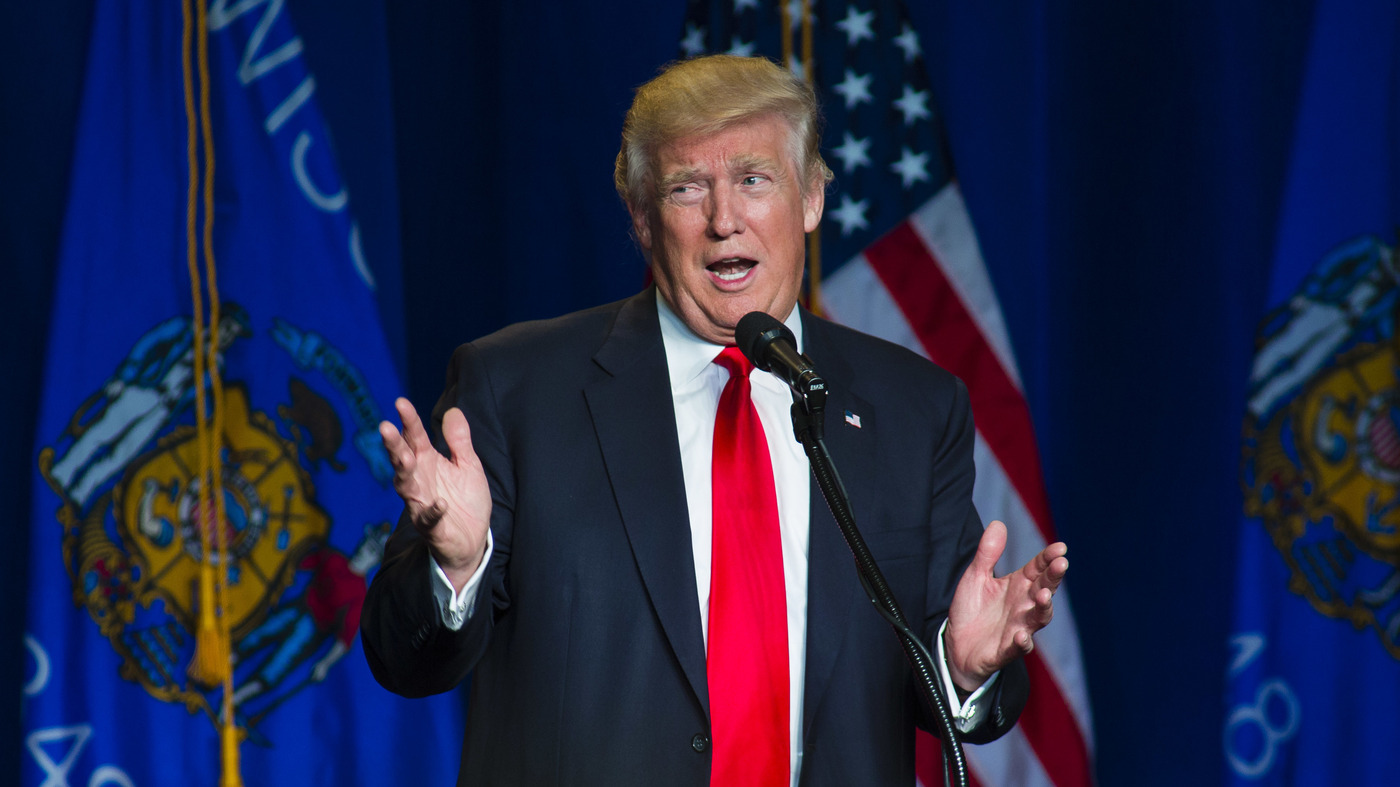 Election 2016 Donald Trump S Second Amendment Comment