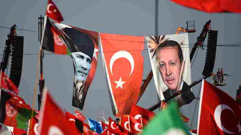 Turkish Admiral Sought In Failed Coup May Be Seeking Asylum In U.S., Officials Say
