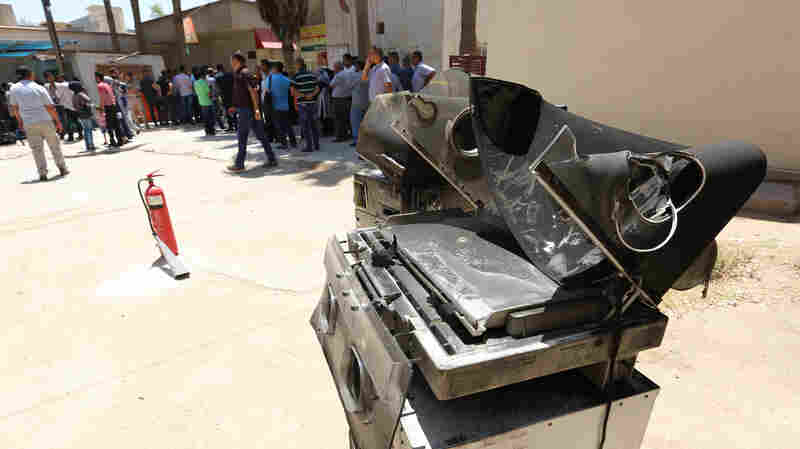 Fire In Baghdad Maternity Ward Kills At Least 12 Newborns